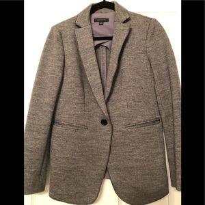 Ann Taylor blazer Grey , size 2